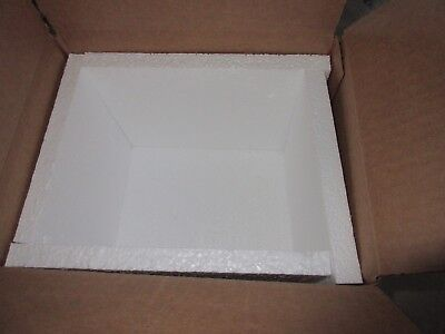8 by 8 by 10 Inch Insulated Shipping Box, pre owned