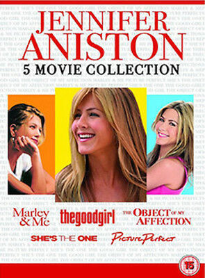 Jennifer Aniston - Marley & Me / The Good Girl / The Object Of My [Uk] New Dvd