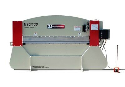 "96"" Iroquois Hydraulic Press Brake, 100 Ton, BRAND NEW, MADE IN USA! IN STOCK!"