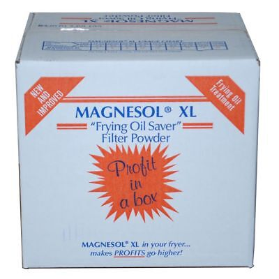 Dallas Group 700162 Magnesol XL Fryer Filter Powder - 1 / CS