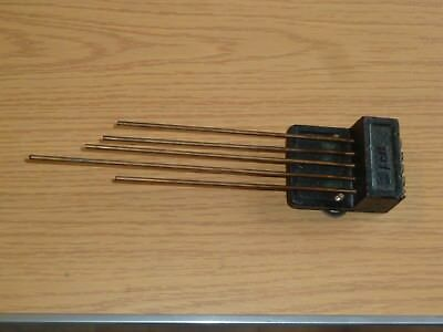 Smiths 1950's Westminster Chime rods with block stamped No 32