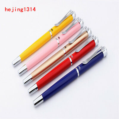 Jinhao Y1 Beautiful colors Students office supplies Big Fine Nib Fountain Pen