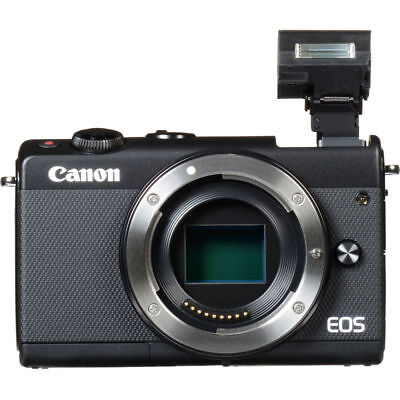 Canon EOS M100 24.2MP Digital Camera Body - Black