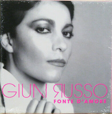 "GIUNI RUSSO ""FONTE D'AMORE"" box 4 cd remastered sigillato"