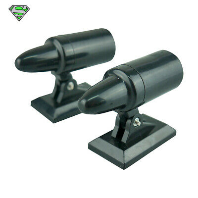 Animal Repellers Twin Pack Black Whistle Roo 4Wd Car Truck Carvan Bus High Quali