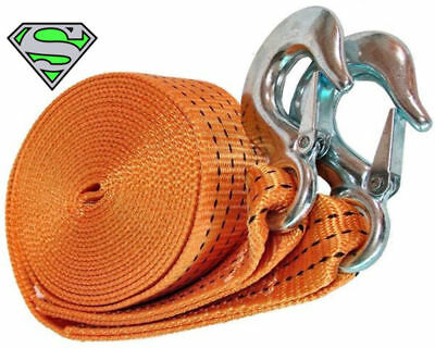 "Tow Rope 2"" X 2.4Mm X 20Ft"