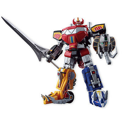 Bandai Shokugan Super Mini Pla Power Rangers Megazord Model Kit USA Seller