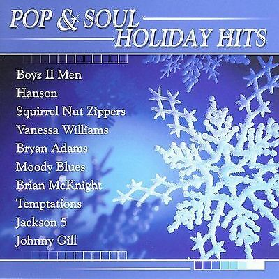 FREE US SHIP. on ANY 3+ CDs! NEW CD Various: Pop and Soul Holiday Hits