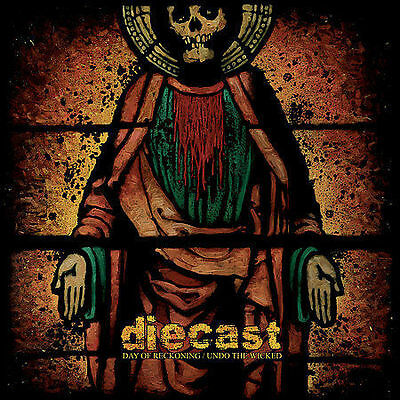 FREE US SHIP. on ANY 3+ CDs! NEW CD Diecast: Day of Reckoning + Undo the Wicked