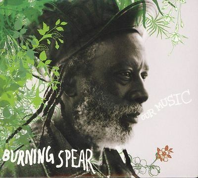 FREE US SHIP. on ANY 3+ CDs! NEW CD Burning Spear: Our Music