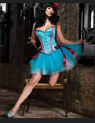 Burlesque 2 Pce Costume Bnwt - Great Quality