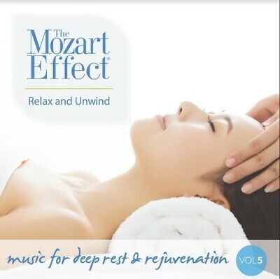 FREE US SHIP. on ANY 3+ CDs! ~Used,Very Good CD : Music For The Mozart Effect, V