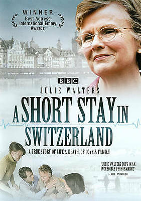 NEW DVD A Short Stay in Switzerland~Simon Curtis,Julie Walters