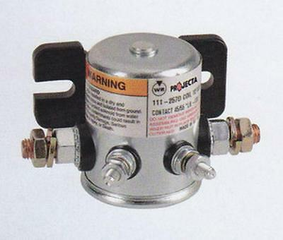 Projecta 12 Volt 85A Solenoid DBS085 Free Shipping!