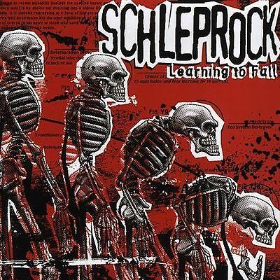 FREE US SHIP. on ANY 3+ CDs! ~Used,Very Good CD Schleprock: Learning to Fall: Th