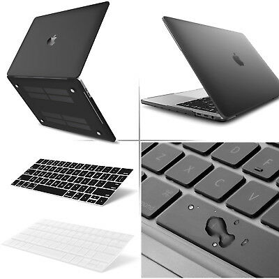 the latest fc60a c480c MACBOOK PRO 13 Case (2016 & 2017) with Keyboard Cover Protective Snap On  Cover