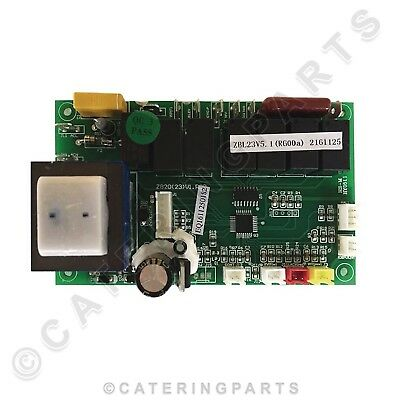 POLAR AG871 PCB T316 ZB20 ICE MAKER MACHINE MAIN CIRCUIT BOARD NEW VERSION R600a