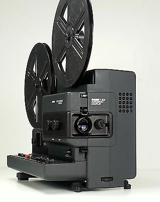 Super 8mm  Filmprojektor Bauer T 502 automaic duoplay
