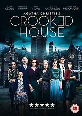 Agatha Christie's Crooked House [DVD] [2017] - DVD  MJVG The Cheap Fast Free