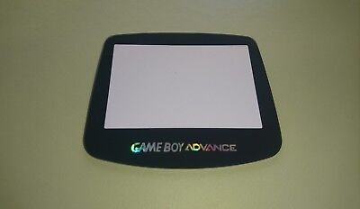 REAL GLASS Nintendo GameBoy GBA ADVANCE Screen Replacement Lens BEST QUALITY!!