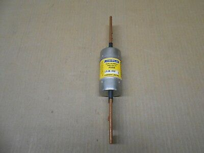 1 New Bussmann Lps-Rk-125Sp Lpsrk125Sp Low-Peak Time Delay Fuse 125Amp 600Vac