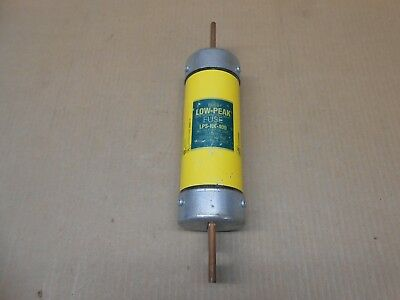 1 New Bussmann Lps-Rk-400 Lpsrk400 Low-Peak Time Delay Fuse 400Amp 600Vac