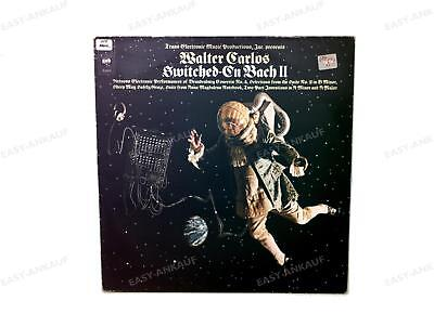 Walter Carlos - Switched-On Bach II NL LP 1973 /4