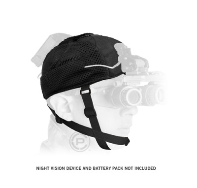 Crye Precision NIGHTCAP BLACK One size fits all NVG mount New TACTICAL MILITARY
