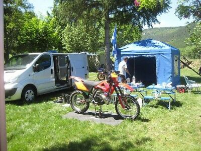 Camping Based Enduro / Trail Holiday In The Morvan National Park In France