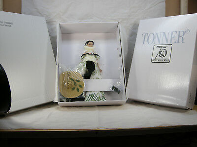 "Gwtw Tonner Scarlett O'hara Vivien Leigh Lost Barbeque  16"" Dressed Doll"