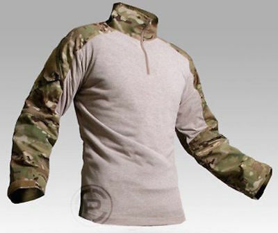 Crye Precision G2 MULTICAM COMBAT ARMY CUSTOM SHIRT AC L/SHORT Tactical Fits 5-8