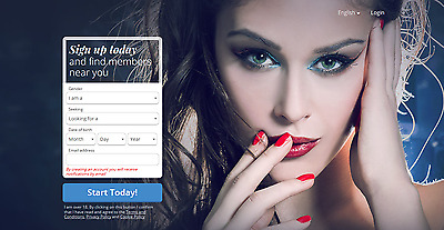 Exclusive Adult Dating Website niche business website americangirlsdating.com