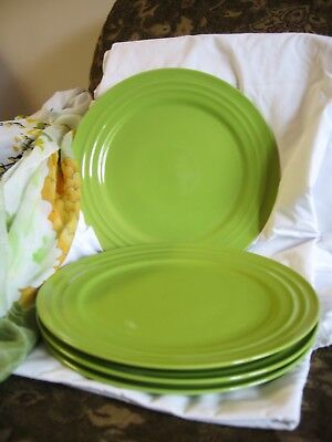 1 Rachael Ray Double Ridge Red Stoneware 11\