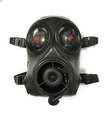 NEW! AVON FM12 FM 12 Tactical Respirator Gas Mask, EMS Size 3 CBRN SMALL