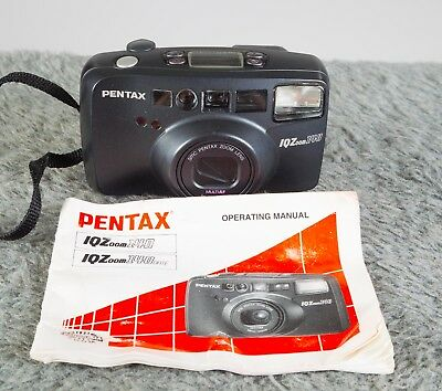 pentax iq zoom 115 af 35mm 115mm film panorama point and shoot rh picclick com Average IQ Score IQ 120