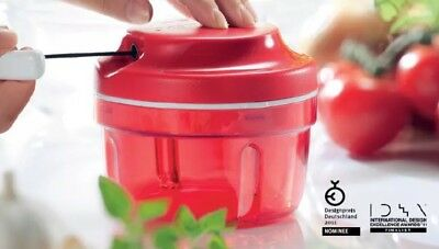 Tupperware Turbo Chopper Brand New With Seal Chop Nuts Garlic Onion Ect