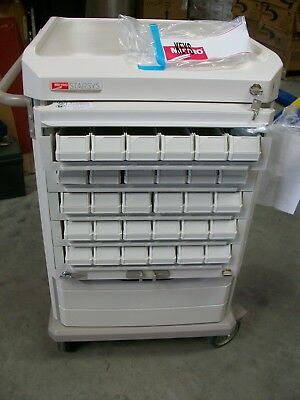 Metro Starsys  Sxr Antimicrobial Portable Supply Cart Sxrmodule / R90054299 New