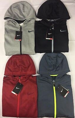 Boy's Youth Nike Therma-Fit Zip Up Hoodie