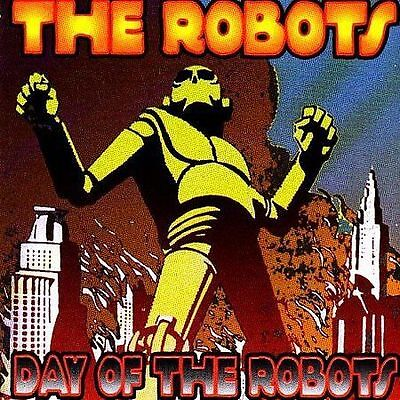 FREE US SHIP. on ANY 3+ CDs! USED,MINT CD The Robots: Day of the Robots