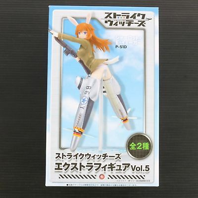 Strike Witches EX Figure Vol 5 Francesca Lucchini /& Charlotte · E · Yeager whol