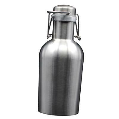 Stainless Steel Beer Keg Beer Wine Bottle Pot Can - 1.5 liter Double layer