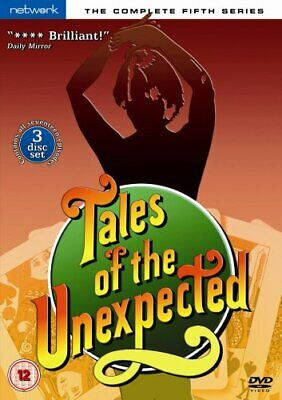 Tales Of The Unexpected - Series 5 - Complete [DVD] - DVD  PYVG The Cheap Fast