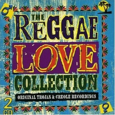 Various Artists - The Reggae Love Collection - Various Artists CD UQVG The Cheap