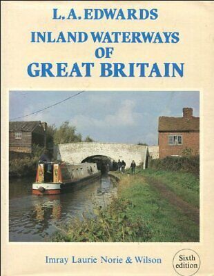 Inland Waterways of Great Britain: England, Wal... by Lewis A. Edwards Paperback