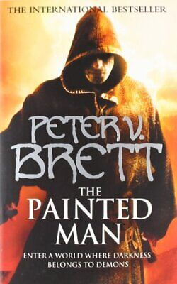 The Painted Man (The Demon Cycle, Book 1): 1/3 (... by Brett, Peter V. Paperback