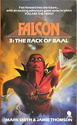 Falcon: The Rack of Baal v. 3 by Thomson, Jamie Paperback Book The Cheap Fast