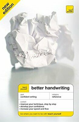 Teach Yourself Better Handwriting Third Edition (TYG) by Briem, G S E Paperback