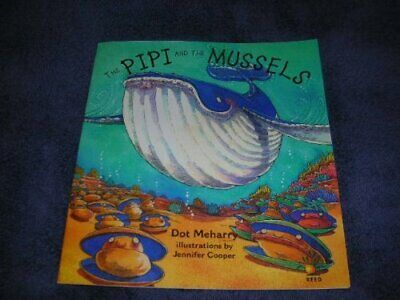 Pipi and the Mussels by Meharry, Dot Book The Cheap Fast Free Post