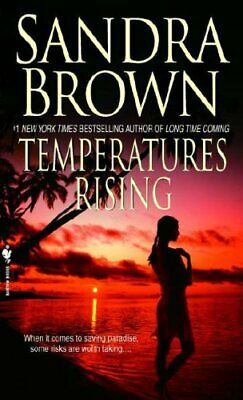 Temperatures Rising by Brown, Sandra Paperback Book The Cheap Fast Free Post