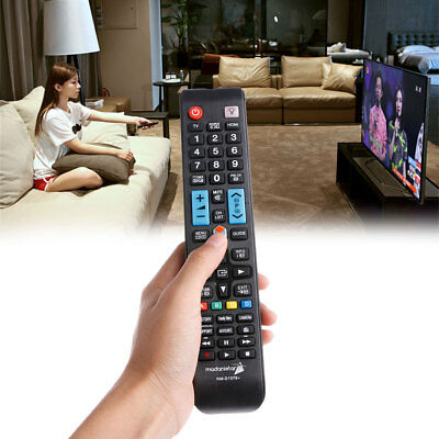 Replacement TV Remote Control Universal For Samsung AA59-00638A 3D Smart LCD TV